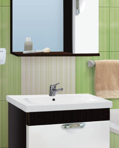 Ника ванные комнаты сайт Водяной полотенцесушитель Тругор Аспект КР 3  хром Аспект3/КР12050